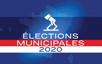 Résultats du 1er tour des élections municipales