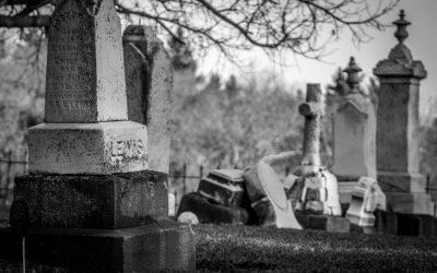 Arrêté municipal concernant la reprise de tombes en terrain commun