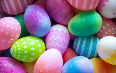 Joyeuses Pâques malgré le confinement !