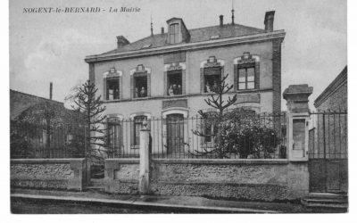 Réouverture de la Mairie et la Poste