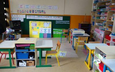 Inscription à l'école maternelle.