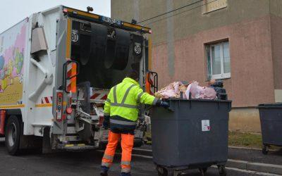 Collectes avancées des ordures ménagères et tri sélectif