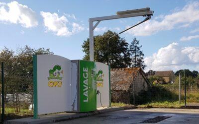 Réouverture de la Station de lavage dans votre commune